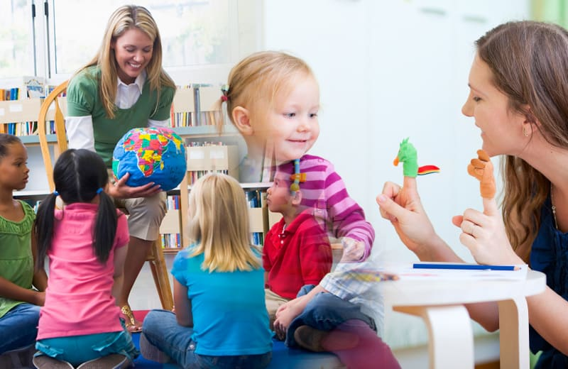 Child Care degree cource