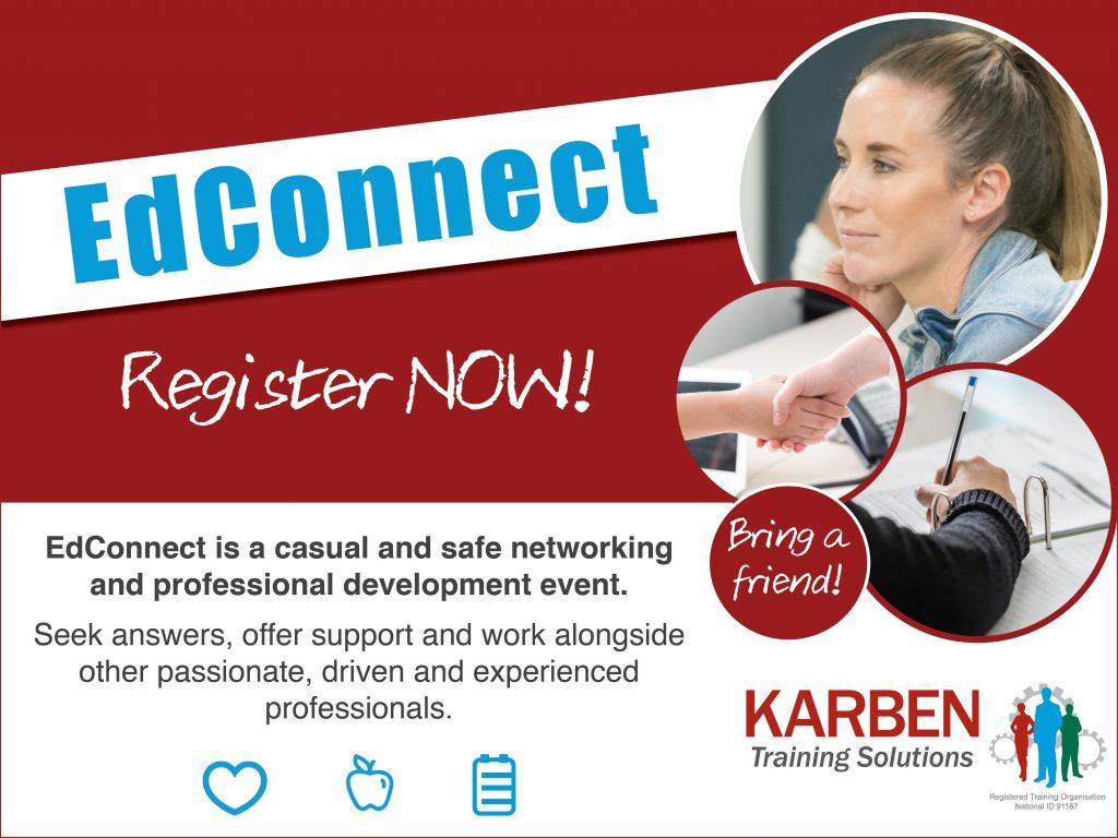 EdConnect Register Now